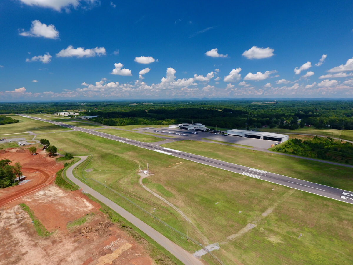 Nine N.C. Airports Receive Funds for Safety, Development Projects